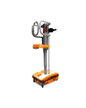 Manuele tractie en elektrische hoogwerker - SPIN-GO